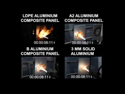 Aluminium NOT the problem at Grenfell
