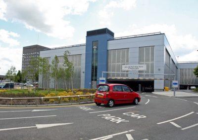Basildon Hospital Car Park 3